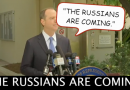 "Adam Schiff: ""The Russians Are Coming."""